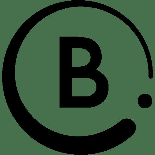 Logo B. schrijversbureau