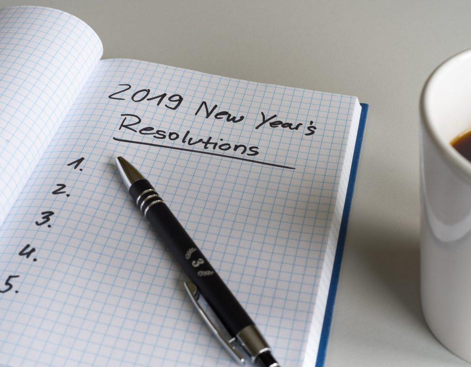 goede voornemens 2019
